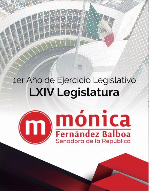 1er Informe de Actividades Legislativas