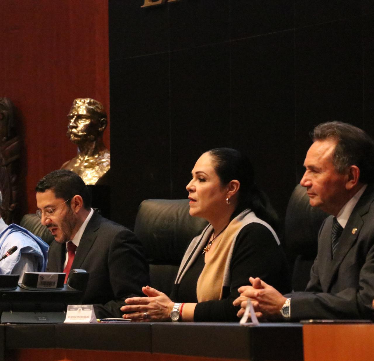 Senado emite extrañamiento a SEMARNAT y CONAGUA por incumplimiento de Punto de Acuerdo