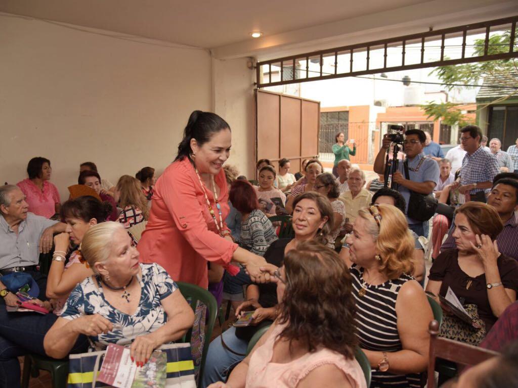 Generación de empleo, principal demanda en el Fracc. Guadalupe, Centro
