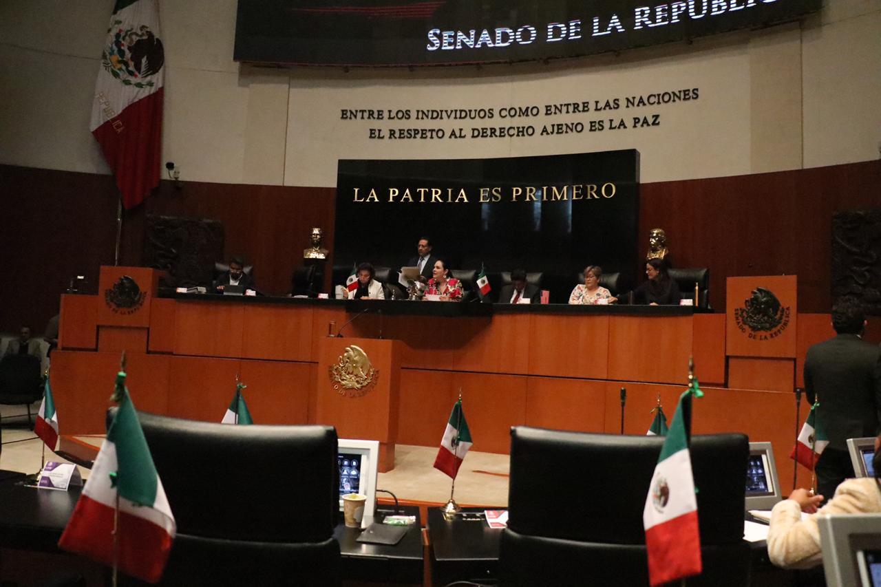 Presenta Mónica Fernández Balboa iniciativa para erradicar toda práctica de discriminación racial