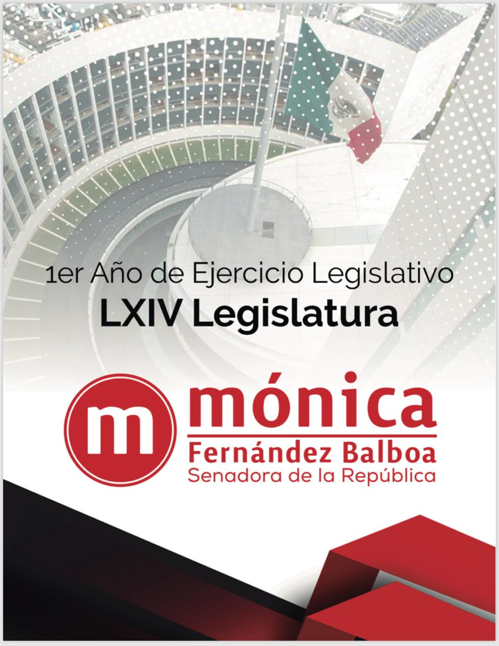Primer Informe de Actividades Legislativas