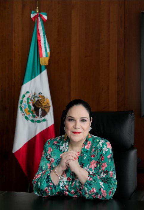 Senadora Mónica Fernández Balboa